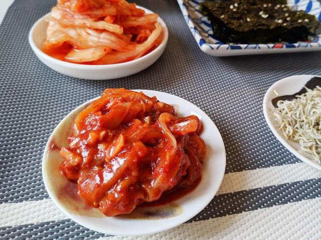 韓式醃魷魚醬