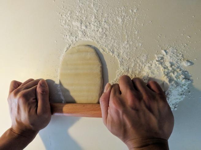 海鮮高湯刀切麵